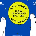 Tutti Twilight Arts Market Friday 20th Nov 5-9pm. wolves howl at moon